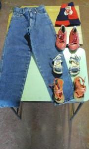 roupas 3º brechó do Cecap2