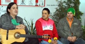 Pedro Pinheiro lançamento da música da Apafec