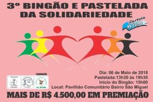 3º Bingão da Solidariedade