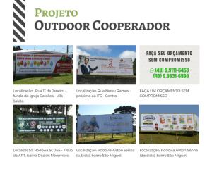 projeto outdoor cooperador novo