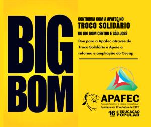 Troco Solidário Apafec-Cecap